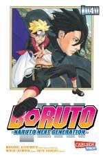 Boruto - Naruto the next Generation 4 Cover