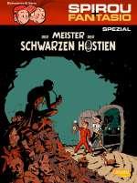 Der Meister der schwarzen Hostien / Cover