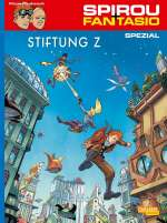 Stiftung Z Cover