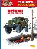 Spirou bei den Sowjets (Comic) Cover
