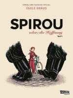 Spirou & Fantasio Spezial 26: Spirou oder: die Hoffnung Cover