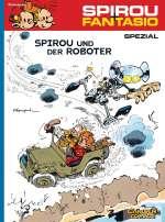Spirou und der Roboter Cover