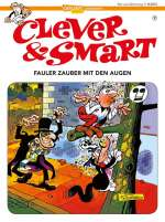 Clever und Smart 9: Fauler Zauber mit den Augen Cover