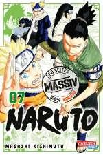 Naruto Massiv vol. 07 Cover