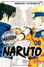 Naruto Massiv vol. 08 Cover