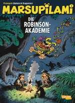Die Robinson-Akademie / Cover