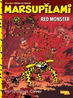 Red Monster Cover