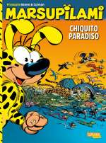 Chiquito Paradiso Cover