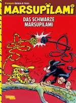 Marsupilami 12: Das schwarze Marsupilami Cover