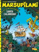 Santa Calamidad Cover