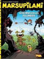 Geheimnisvolles Palumbien (Comic) Cover