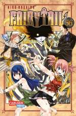 Fairy Tail 56 Cover