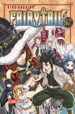 Fairy Tail 57 Cover
