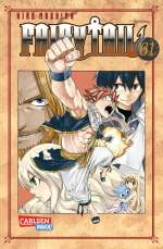 Fairy Tail 61 Cover