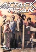 Attack on Titan (17) Cover