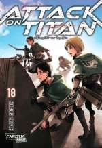 Attack on Titan (18) Cover
