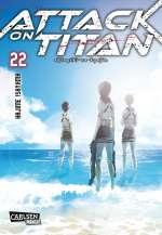 Attack on Titan (22) Cover