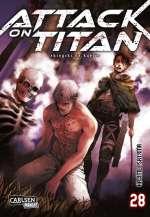 Attack on Titan (28) Cover
