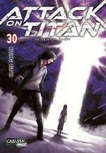 Attack on Titan (30) Cover