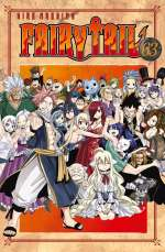 Fairy Tail 63 Cover
