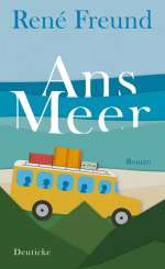 Ans Meer . Roman Cover