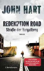 Redemption Road - Strasse der Vergeltung Cover