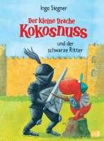 Der kleine Drache Kokosnuss und der schwarze Ritter Cover