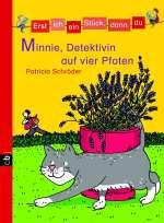Minnie, Detektivin auf vier Pfoten Cover
