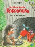 Der kleine Drache Kokosnuss reist in die Steinzeit   Cover