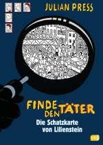 Die Schatzkarte von Lilienstein Cover