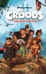 Die Croods - Buch zum Film Cover
