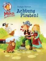 Mika, der Wikinger - Achtung, Piraten! Cover