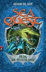 Silda, die Seeschlange Cover