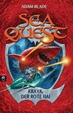 Kraya, der rote Hai Cover