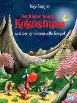 Der kleine Drache Kokosnuss und der geheime Tempel Cover