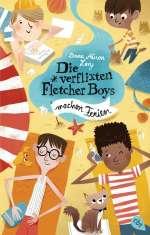 Die verflixten Fletcher-Boys machen Ferien (2) Cover