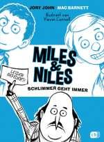 Miles & Niles Bd.2 - schlimmer geht immer Cover