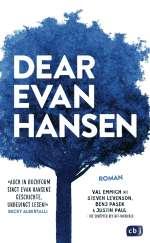 Dear Evan Hansen Cover