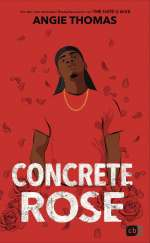 Concrete Rose Cover