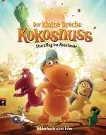 Der kleine Drache Kokosnuss - feuerfeste Freunde Cover