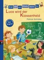 Luca wird der Klassenheld Cover