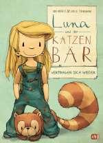 Luna und der Katzenbär vertragen sich wieder Cover