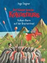 Der kleine Drache Kokosnuss Vulkan-Alarm auf der Dracheninsel  Cover