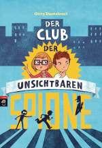 Der Club der unsichtbaren Spione Cover