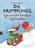 Egon wünscht krumpfgute Weihnachten / Cover