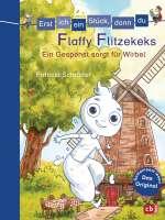Flaffy Flitzekeks - Ein Gespenst sorgt für Wirbel Cover