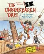 Die unglaublichen Abenteuer der besten Piraten der Welt Cover