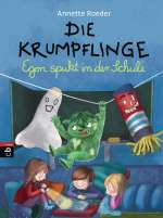 Egon spukt in der Schule Cover