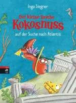 Der kleine Drache Kokosnuss auf der Suche nach Atlantis Cover