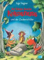 Der kleine Drache Kokosnuss und der Zauberschüler Cover